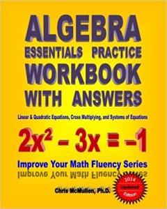 Fundamentals of algebra practice book pdf