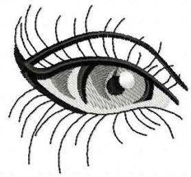 embroiderers.com eye design sample