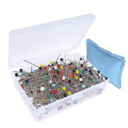 Sewing pins 300 plus
