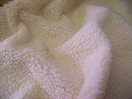 Sheepskin Sherpa Fleece
