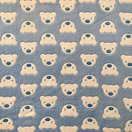 Teddy Bear Cuddle Fleece