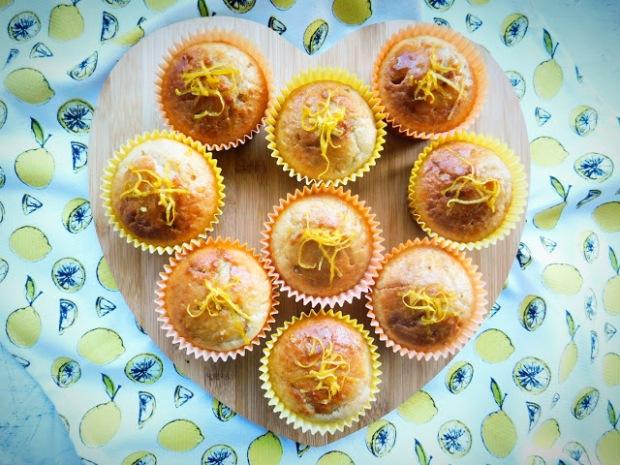 Royal Wedding Crafts - Lemon & Elderflower Drizzle Cake