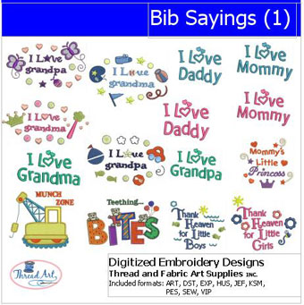 baby bib sayings embroidery designs for kids, embroidery patterns for kids, www.feedourlife.blog