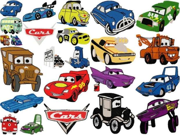 Cars embroidery designs for kids, embroidery machine patterns for kids, www.feedourlife.blog