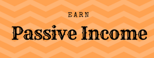 Earn Money Through Blogging - earn a passive income - www.feedourlife.blog