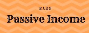 Earn Money Through Blogging - earn a passive income - www.feedourlife.blog