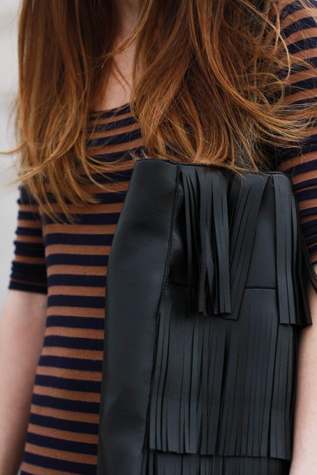 Fringe Bag Pattern 1