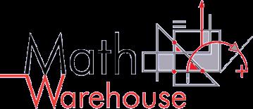 Mathwarehouse logo