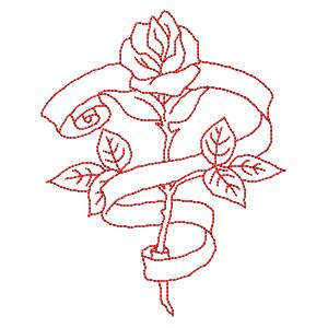 Mothers Day roses single design