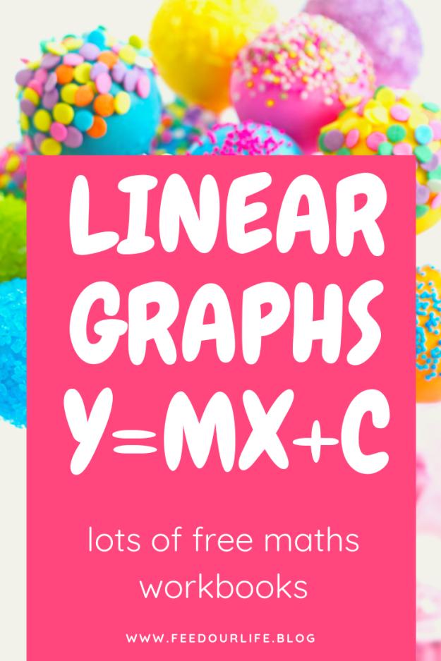linear graphs y=mx+c free maths workbooks.png