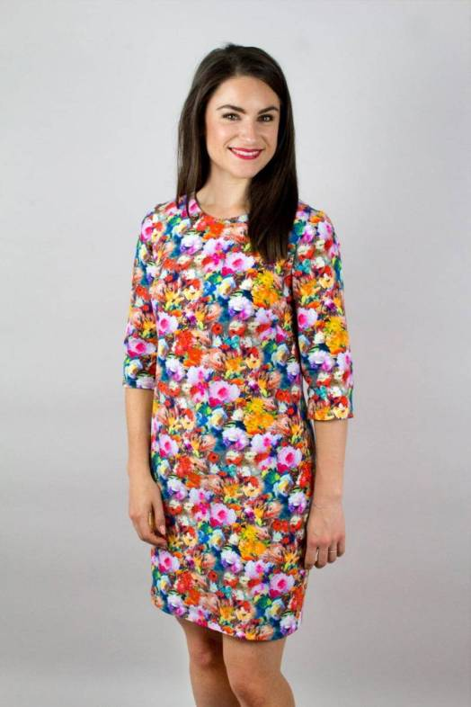 FREE PATTERN - Copen Top & Dress - by Made to Sew and brought to you by www.feedourlife.blog
