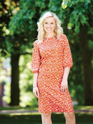 FREE PATTERN - Babydoll dress - by Love Sewing Mag and brought to you by www.feedourlife.blog