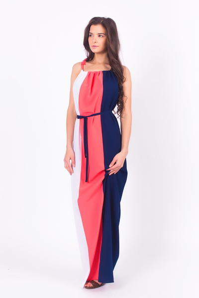 FREE PATTERN - Printable DIY maxi dress pattern and tutorial by Dressytalk and brought to you by www.feedourlife.blog