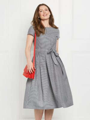 FREE PATTERN - Cap Sleeve Dress - by Love Sewing Mag and brought to you by www.feedourlife.blog