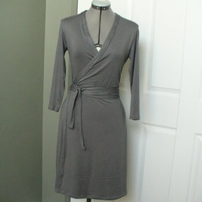 FREE PATTERN - Hope Wrap Dress - By Burda Style and brought to you by www.feedourlife.blog