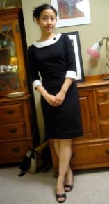English Tutor dress