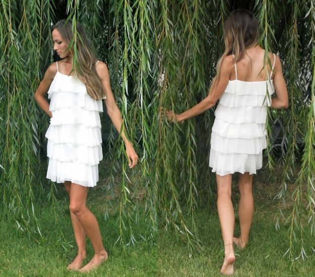 FREE PATTERN - Flapper Style Dress - by Trash to Couture and brought to you by www.feedourlife.blog