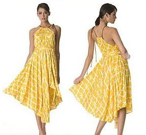 FREE PATTERN - Flutter skirt dress by The Weekend Designer and brought to you by www.feedourlife.blog