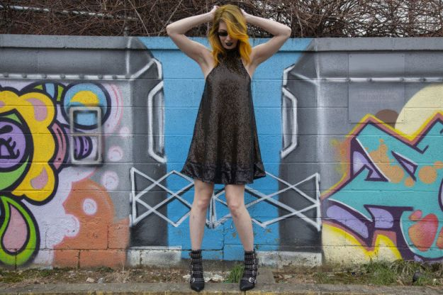 FREE PATTERN - Laelia Tunic Dress - by Mood Sewciety and brought to you by www.feedourlife.blog