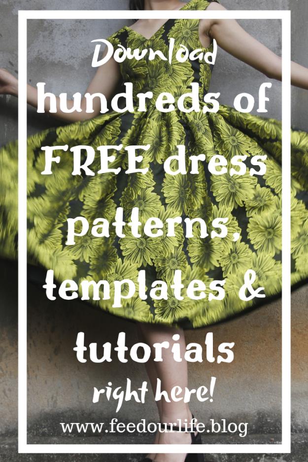 Hundreds of FREE dress patterns, templates & tutorials.png